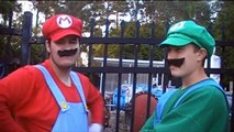 Mario Bros Plumbing est. 1985 LIVE ACTION COMMERCIAL