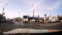 Fearsome Russian Car Crashes Car Acidents,Traffic Accidents