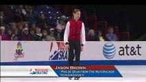 Jason Brown 2010 US Nationals FS