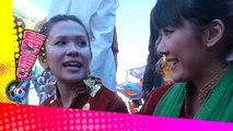 Rasty dan Michelle Nonton Upacara Dole-dole Adat Buton - Cumicam 07 September 2015