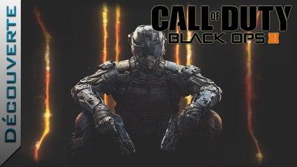 Découverte | Beta de Call Of Duty Black Ops 3