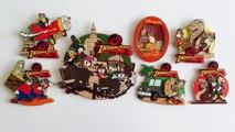 Indiana Jones and the Temple of Doom Pin Event  - Disneyland Paris - Pin Trading