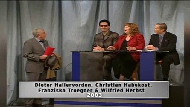 Bewerbung anno 2003