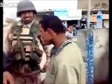 Military in Iraq Pay Street Performer for Entertainment