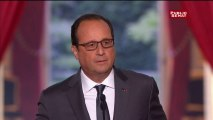 Conférence de presse de François Hollande : la France accueillera 24 000 réfugiés sur 2 ans