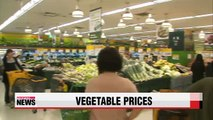 Cabbage prices fall as onion prices soar