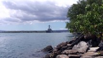 USS O'Kane (DDG-77) Leaving Pearl Harbor - Hawaii