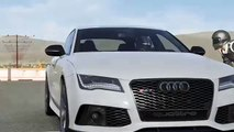 2015 Audi RS7 Sportback Test Drive  Top Speed   Car Review