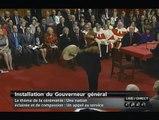 Governor General's Installation Ceremony/L'installation du gouverneur général(4)