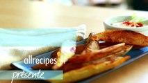 Recette pour faire des frites de patates douces maison