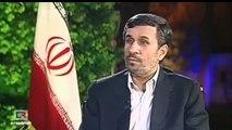 manoto interview with ahmadi nejad