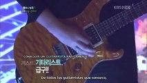 가장 무도회 'Masquerade' [Sub español] - KyuHyun ft. Jungmo @Immortal Song 2 KBS