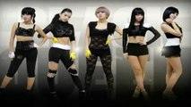 Black Queen - Kpop Medley (Miss A - 4 Minutes - Kara - Secret - Rainbow - Lee Hyo Ri)