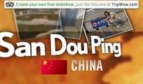 """San Dou Ping, site of three gorges dam"" Shewolf's photos around San Dou Ping, China (slideshow)"