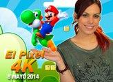 El Píxel 4k 1x25, Mario se hace de juguete