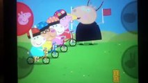 Peppa Pig's Sports Day: Bicycle Race