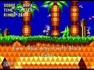 Sonic CD Beta 409 - Hoax