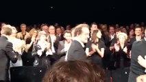 La loi du marché : ovation après projection officielle Cannes 2015