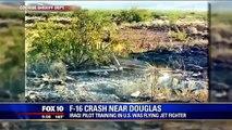 June 2015 Breaking News Iraqi general killed in Arizona F-16 crash Iraq Military training in USA AZ