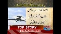 Pakistani-made 'Burraq' drone