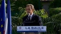 """Lapsus de Nicolas Sarkozy : """"La France a toujours été du côté des dictateurs"""""""