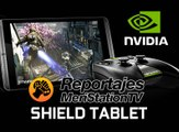 Nvidia Shield Tablet, Vídeo Reportaje