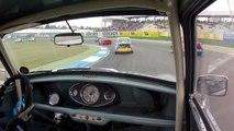 2013 Hockenheim Historic British Car Trophy Mini Cooper Race 1