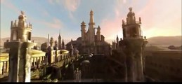 Warcraft III Reign of Chaos Cinematic a Advertencia