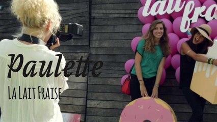 La Lait Fraise - Paulette Magazine