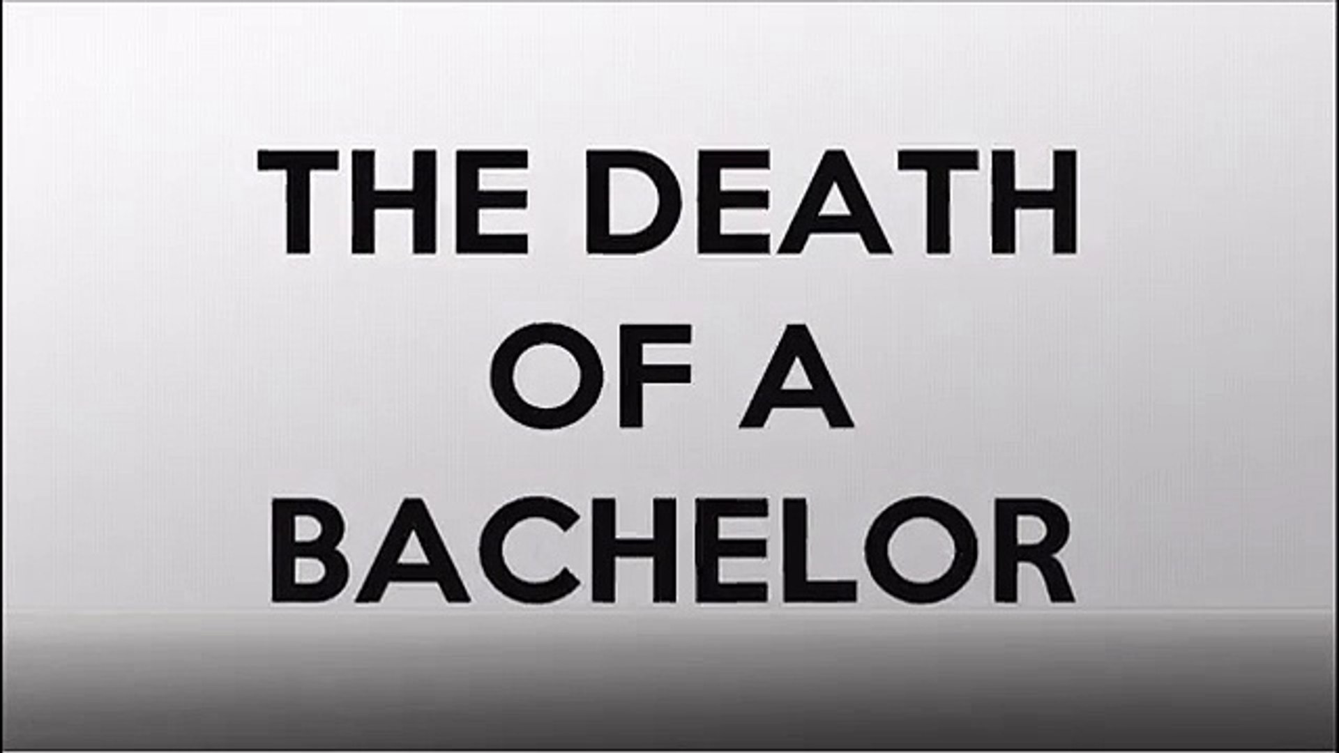 Panic At The Disco Death Of A Bachelor Lyric Video Video