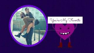 Be My Valentine Cartoon Music Video
