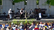 Vincent Hayes Project opening for B B  King at Meijer Gardens (June 3, 2013)