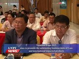 Lao NEWS on LNTV: Vientiane Expo 2015.19/8/2015