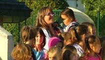 L'occupation de l'école de Gouenarc'h