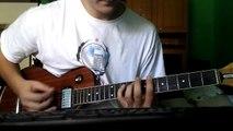 Chuck Berry -  Johnny B Goode cover (guitar )