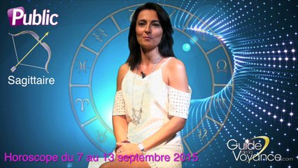 Horoscope Sagittaire Patricia Lasserre semaine du 07 septembre 2015