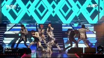 [140126 Live Perf.] INFINITE - Award + Destiny @SBS MTV Asia Model Festival Awards
