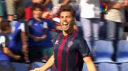 El Cd Tenerife suma su primer punto ante el Huesca (1-1)