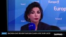 """Rachida Dati revient sur son clash avec Elise Lucet : """"Ses méthodes sont scandaleuses"""""""