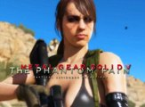Metal Gear Solid 5: The Phantom Pain, Quiet & Snake Trailer