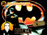 Regreso al Pasado TV 2x05: Batman en Mega Drive