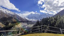 Timelapse- Hunza & Fairy Meadows (Pakistan)
