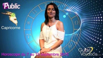Horoscope Capricorne Patricia Lasserre semaine du 7 septembre 2015