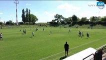 U19 National - Toulouse 2-1 OM : le but de Dylan Bolnet (57e)