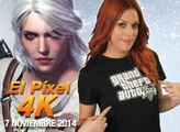 El Píxel 4K 2x45, The Witcher 3: Wild Hunt con 16 DLCs gratis