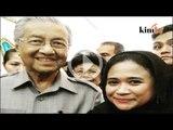 Mahathir sedih, minta lebih ramai berani seperti Anina