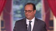"""Cop21 : """"Il y a des risques d'échec"""", assure François Hollande"""