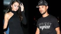 Selena Gomez, Taylor Lautner ROMANCE? | Disses Taylor Swift