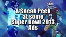 2013 SuperBowl Ads SNEAK PEEK HD