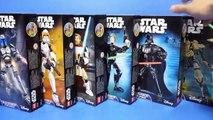Đồ chơi Lego - Siêu nhân Lego Star Wars - Darth Vader, Luke Skywalker, Obi Wan Kenobi